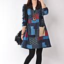 qamp;j color del vestido bloque holgada