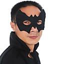 paño caballero negro decoraciones holloween máscara batman