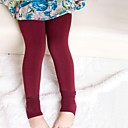 Girls Winter Fleece Lined Leggings