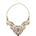Canlyn Womens Vintage-Inspired Hollow Out Necklace