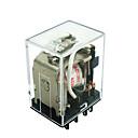dpdt electromagnética relé de alimentación de CA 220v dc 24v 5a Delixi eléctrica jzx-22f2z