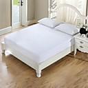 protector puraspacemattress, teñido llano uno junta las piezas blanca impermeable reina toalla