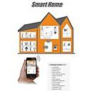 HUANSO™ - Wireless Wifi P2P IP Smart Home Security Luxury Kit