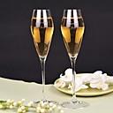 flautas tostado personalizados sentido elegante diseño - conjunto de 2