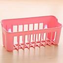 almacenaje de la cocina de rack caja lechón plástico