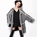 aywn abrigo capa de la rebeca europeo de las mujeres