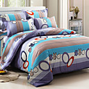 Nuanyan  Napping Floral Print Bedding Article Four Piece