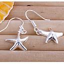 Vilin Womens Sea Star Earrings
