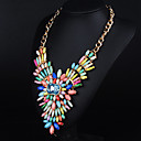 Moon Year Womens Multi-Color Necklace