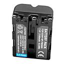 2100mah batería de la cámara digital de np-FM500H para sony a700 a900 a300 a350