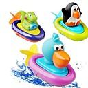 3pcs descarada surf juguetes de cuerda de cocodrilo pingüino pelícano
