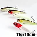 10cm 11g señuelos lápiz topwater caminar los señuelos de la pesca del perro (1 PC / color surtidos)