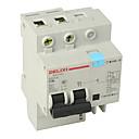 Residual interruptor de corriente del interruptor explosión magnética protección diferencial 2p40a rccb