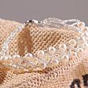 6mm Mesh Pearl Bracelet
