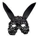cordón del estilo misterioso oreja de conejo Occsion especial / máscara de fase