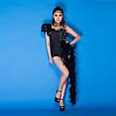 ds líder cantante de salón de baile de las mujeres clubwear dancewear jumpsuit