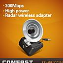 comfast cf-wu771n 300mbps punto de acceso inalámbrico adaptador wifi de largo alcance