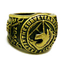 Attack on Titan Military Police and Recon Corps Alloy Cosplay Couple Rings Set