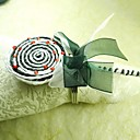 Lollipop Napkin Ring For Party, Paper, 4.5CM, Set of 12