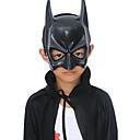 caballero negro decoraciones holloween máscara de batman