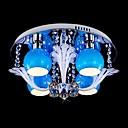 220v sunweit ras moderno montaje 4 luces en función de cristal