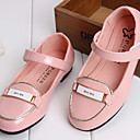 Girls Shoes Comfort Flat Heel Flats with Magic Tape Shoes More Colors available