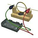bobina de inducción magnética juguetes de la novedad educativa motor bricolaje