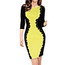 VERYM Women's Half Sleeve Sexy Bodycon Dresses