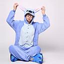 Unisex Deluxe Stitch Flannel Kigurumi Pajama