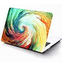 agua diseño colorido vórtice de cuerpo completo caja de plástico de protección para 11 pulgadas / 13 pulgadas El nuevo iPad