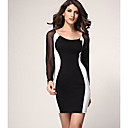 Yiya Women's Bodycon Sexy Dress