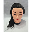 largo peluquería cabeza recta maniquí femenino
