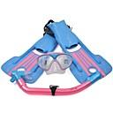 OceanPro niño gaea máscara de snorkel aletas máscara set  snorke  aleta