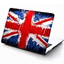 agua colorido diseño de la bandera uk-cuerpo completo estuche protector de plástico para el de 11 pulgadas / 13 pulgadas El nuevo iPad