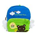 Bolsas de Vizon niños del nuevo diseñador de la venta caliente Kindergarten Estudiantes precioso Escuela / Angel Mochila Boy 's