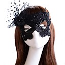 Womens Sexy Cut Out Lace Halloween Costume Party Mask