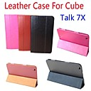 Original Stand  PU Leather Protect Tablet Case Cover for Tablet PC Cube Talk 7X