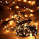 10m 200led línea gruesa cadena de luz de Navidad (AC220V)