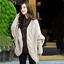 TS Womens Simplicity Fashion Batwing Sleeve Sweater Cardigans
