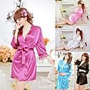 Womens Sexy Rayon Silk Pajamas