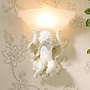 HAOXINYI Cupid Angel Wall Light 1 Light Handpainted Poresin