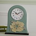 """""""reloj de escritorio de la flor sinensis resina estilo moderno jardín h artesanía haoxinyi 10"""