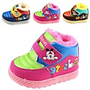 Childrens Shoes  Comfort Flat Heel Ankle Boots with Magic Tape More Colors available