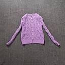 Womens Floral Knitted Cardigan (More Colors)