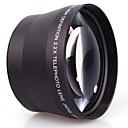 neewer teleobjetivo 2.2x profesional 72mm HD para Canon EOS Rebel 650D, 1100D, 600D, 500D lente