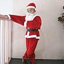 3-5 años de edad, muchacho montado navidad