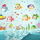 Animal Fish Flounder Wall Stickers