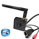 1080p 2.0 megapíxeles Mini HD cámara del IP del wifi de 3.7mm lente del agujero de alfiler