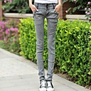 Womens Fashion Casual Long Jeans