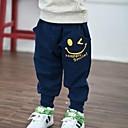 Childrens Fashion Joker Smiling Face Warm Haroun Pants